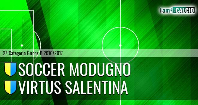 Soccer Modugno - Virtus Salentina