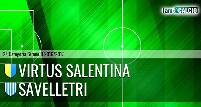 Virtus Salentina - Savelletri
