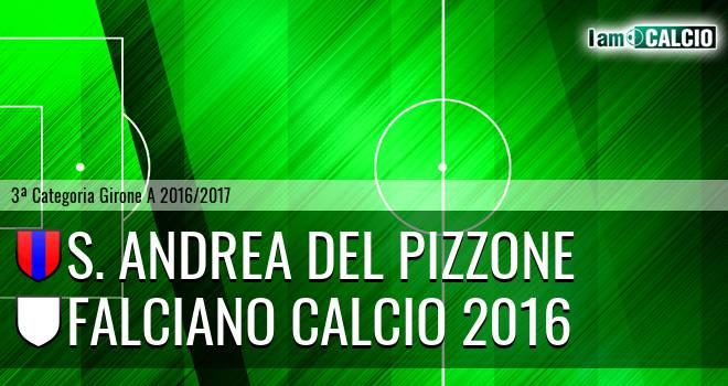 S. Andrea del Pizzone - Falciano Calcio 2016