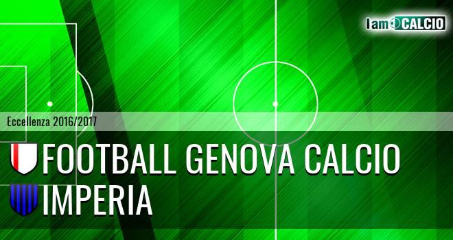 Genova - Imperia