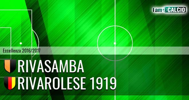 Rivasamba - Rivarolese 1919