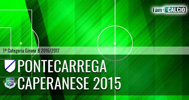 Pontecarrega - Caperanese 2015