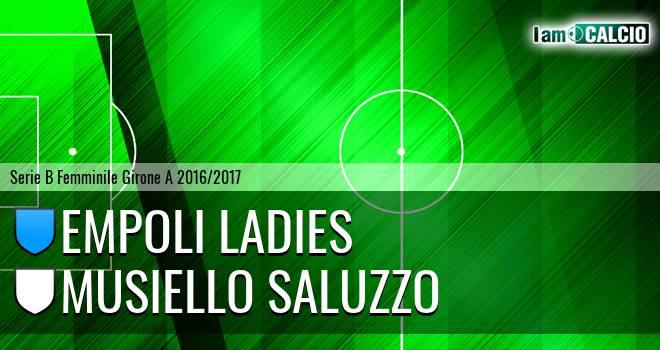 Empoli Ladies - Musiello Saluzzo