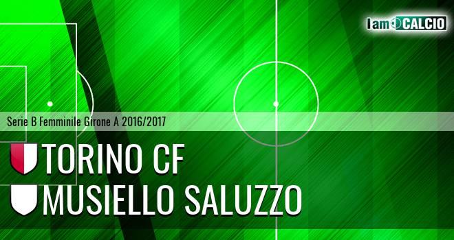 Torino CF - Musiello Saluzzo