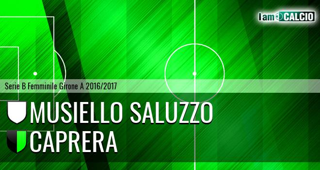 Musiello Saluzzo - Caprera
