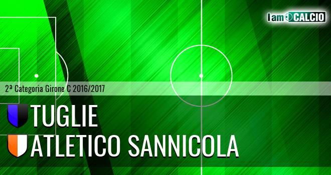 Tuglie - Atletico Sannicola