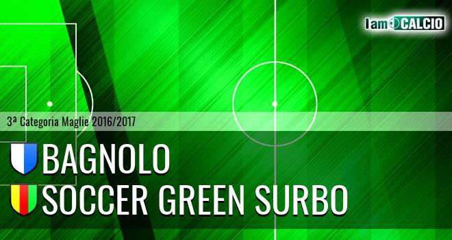 Bagnolo - Soccer Green Surbo