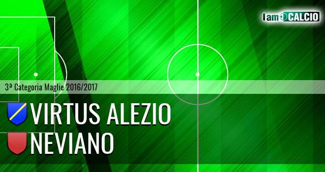 Virtus Alezio - Neviano