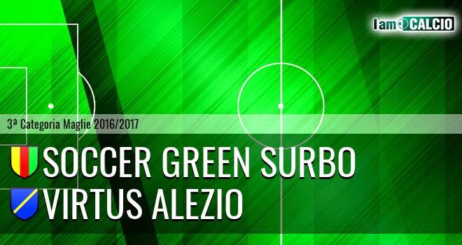 Soccer Green Surbo - Virtus Alezio