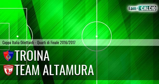 Troina - Team Altamura
