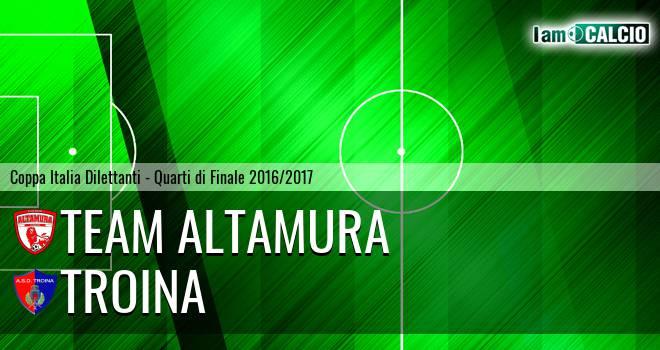 Team Altamura - Troina