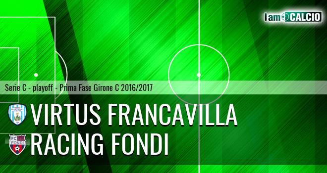 Virtus Francavilla - Racing Fondi