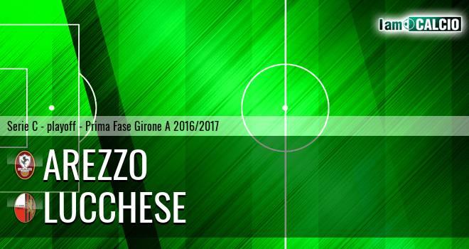 Arezzo - Lucchese