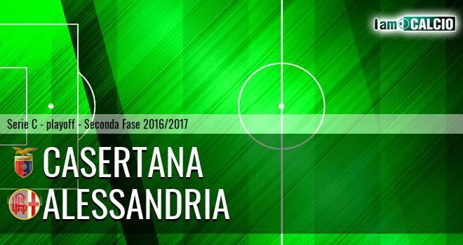 Casertana - Alessandria