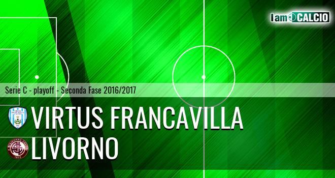 Virtus Francavilla - Livorno