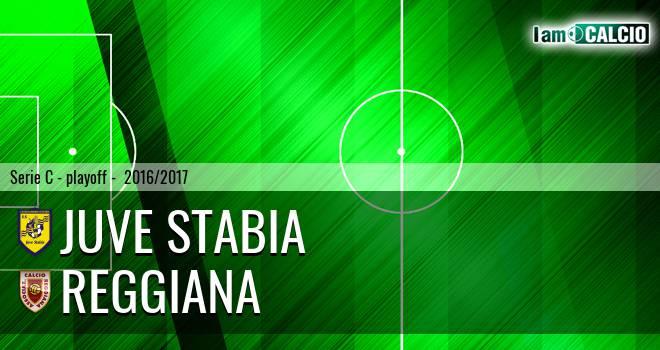 Juve Stabia - Reggio Audace