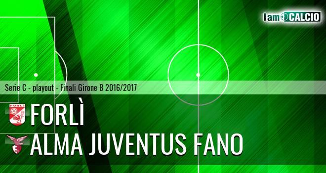 Forlì - Alma Juventus Fano