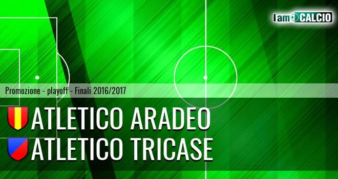Atletico Aradeo - Atletico Tricase