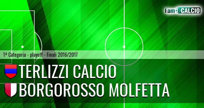 Terlizzi Calcio - Borgorosso Molfetta