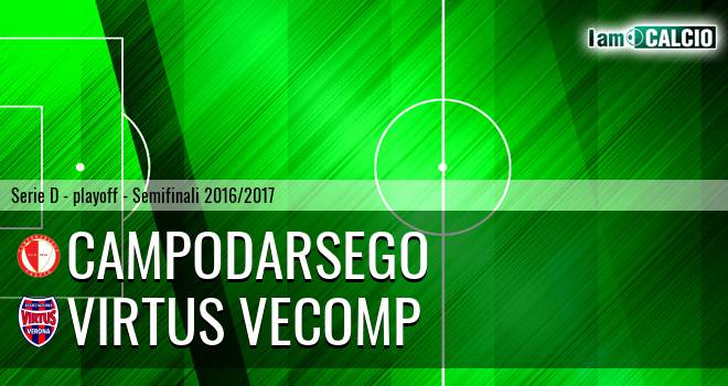 Campodarsego - Virtus Vecomp