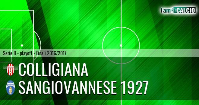 Colligiana - Sangiovannese 1927