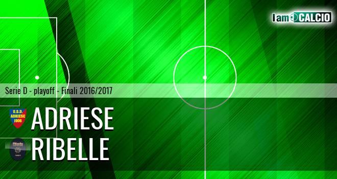 Adriese - Ribelle