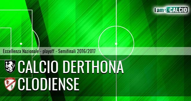 Calcio Derthona - Union Clodiense