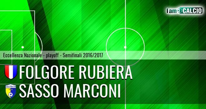 Folgore Rubiera - Sasso Marconi