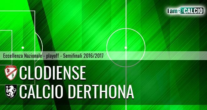 Union Clodiense - Calcio Derthona