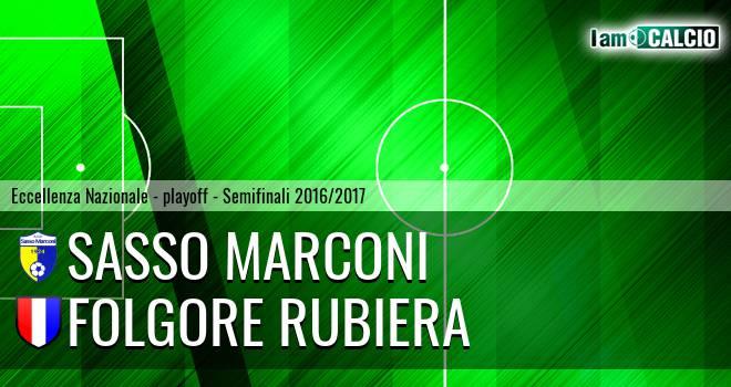 Sasso Marconi - Folgore Rubiera