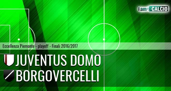 Juventus Domo - Borgovercelli