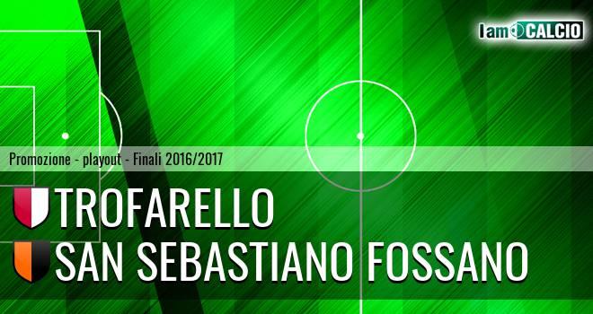 Trofarello - San Sebastiano Fossano