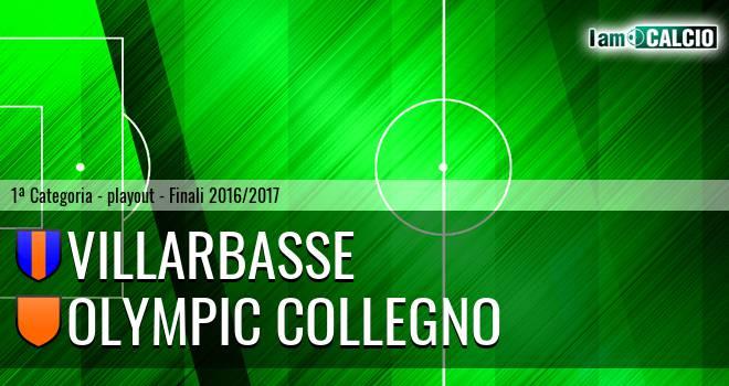 Villarbasse - Olympic Collegno