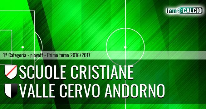 Scuole Cristiane - Valle Cervo Andorno