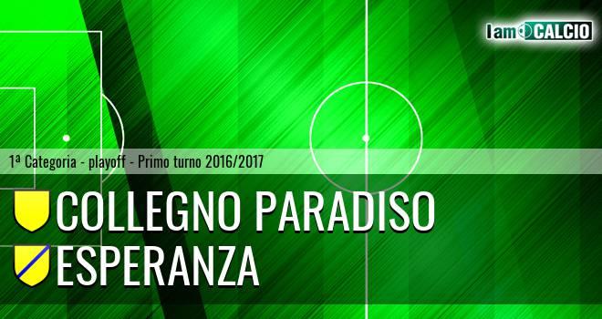 Collegno Paradiso - Esperanza