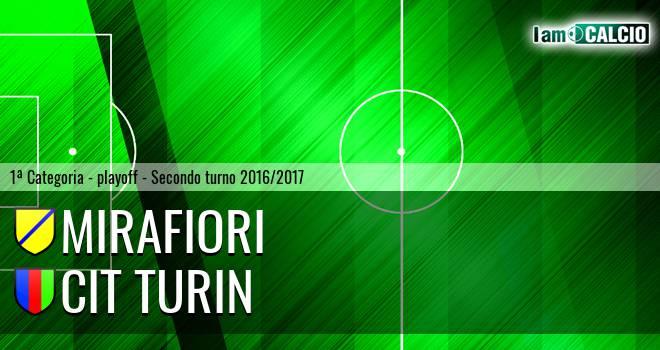 Mirafiori - Cit Turin