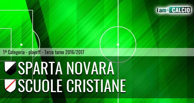 Sparta Novara - Scuole Cristiane