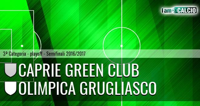 Caprie Green Club - Olimpica Grugliasco