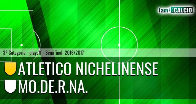 Atletico Nichelinense - Mo.De.R.Na.