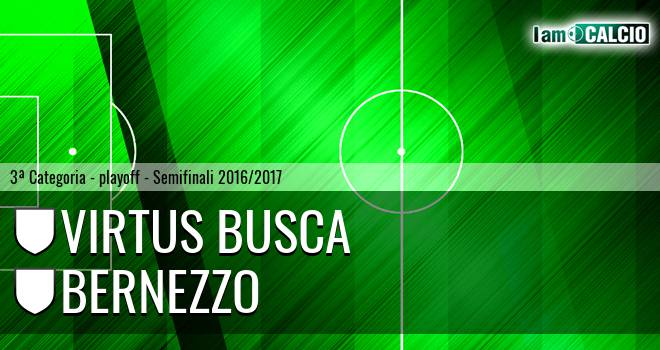 Virtus Busca - Bernezzo