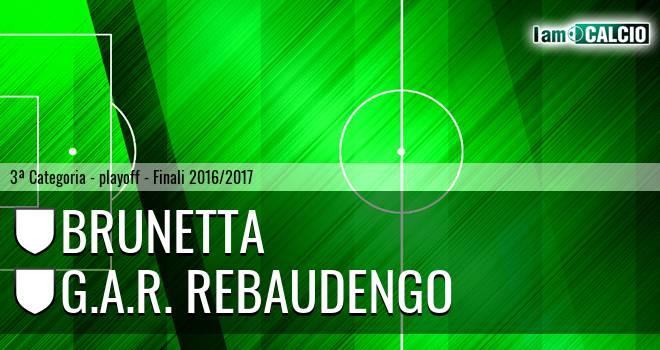 Brunetta - G.A.R. Rebaudengo