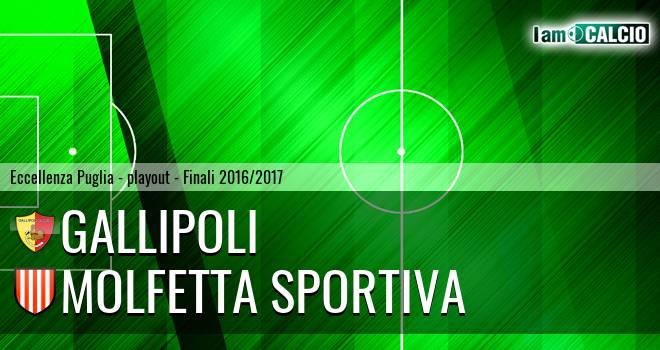 Gallipoli - Molfetta Sportiva