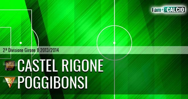 Castel Rigone - Poggibonsi