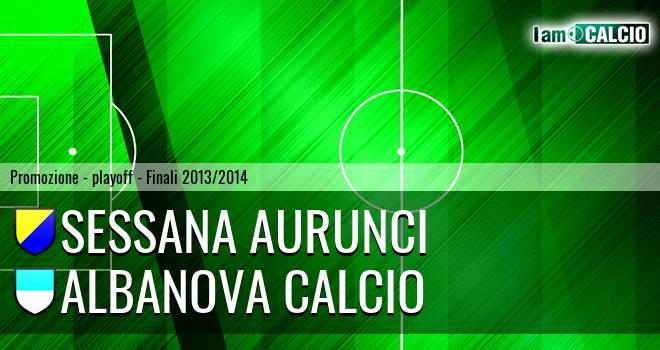 Sessana - Albanova Calcio