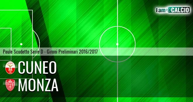 Cuneo - Monza