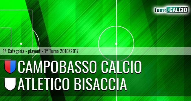 Campobasso Calcio - Atletico Bisaccia