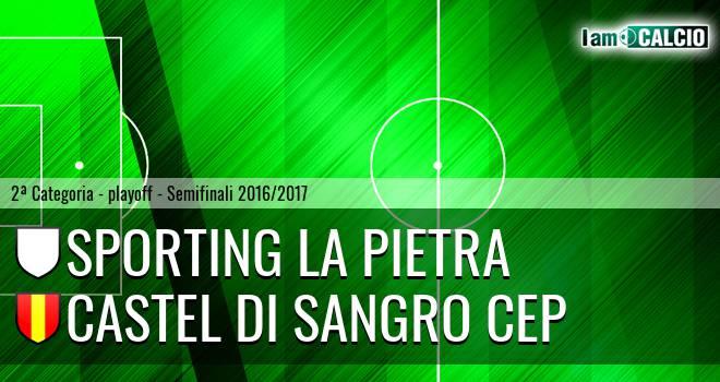 Sporting La Pietra - Castel di Sangro CEP 1953