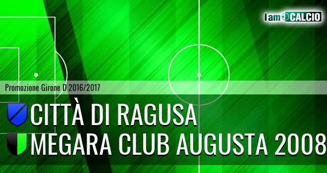 Città di Ragusa - Megara Club Augusta 2008
