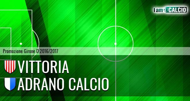 Vittoria - Adrano Calcio