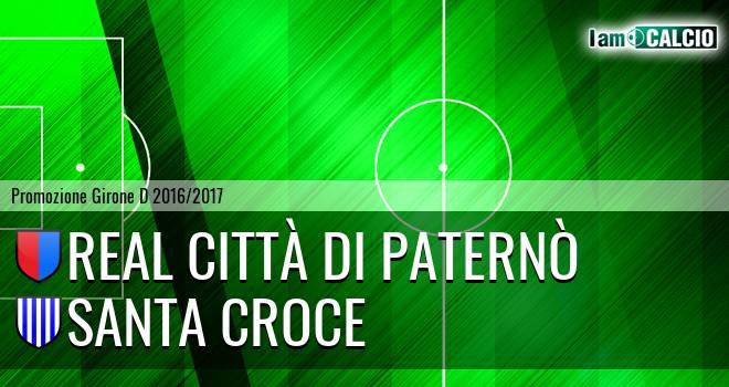 Real Città di Paternò - Santa Croce